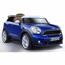 Carrito Electrico Mini Cooper 6v Infantil