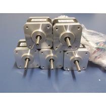 Kit Com 5 Nema 17 - Motor De Passo 4kgf - P/ Impressora 3d