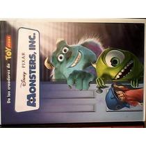 Monster Inc Pelicula Infantil Walt Disney Black0012010