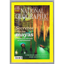 Revista National Geographic Agosto 2013
