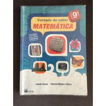 Livro De Matemática 9 Ano Vontade De Saber Ftd