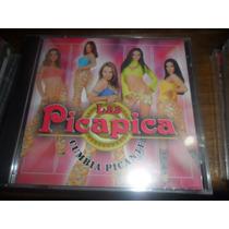 Cd Las Pica Pica Cumbia Picante Nuevo