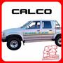 Calcomania Toyota Hilux Limited