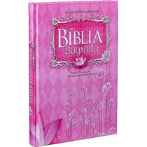 Bíblia Sagrada Ntlh - Missionária Rosa Sbb (capa Dura)