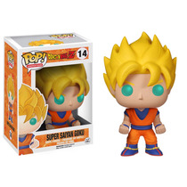Super Saiyan Goku Funko Pop Dragón Ball Z