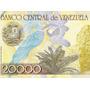 ® Venezuela 20.000 Bolívares (2001) Loro Fauna Ave