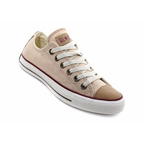 Converse All Star Lino Ox Natural Originales / Deporfan