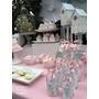 Candy Bar Tea Fiesta De Te Baby Shower Mesa Dulce Cumpleaños