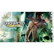 Uncharted 1, 2 E 3 Ps3 Box Português 3 Jogos
