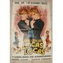 Afiche Cine Dos Chicas Locas Locas Pilli Y Milli 1964