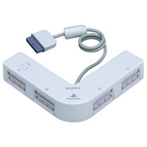 Multitap Ps One Sony-nuevo-stock-4 Puertos Memorias Y Joy-