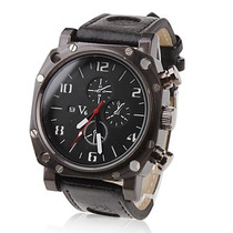 Relógio V6 Super Speed Quartz Militar Original Importado