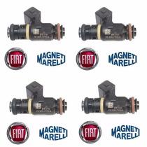 Jogo 4 Bico Injetor Fiat Uno Vivace 1.0 8v Ipe016 55227804