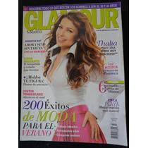 Thalía Justin Timberlake Issabela Camil Revista Glamour 2008