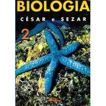 Biologia Vol 2 César E Sezar - 7ª Edição Reformulada