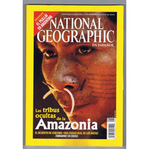 Revista National Geographic Agosto 2003