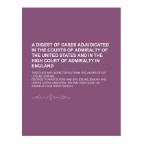 Libro Digest Of Cases Adjudicated In The, George Ticknor Cur