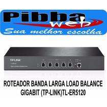 Roteador Banda Larga Load Balance Gigabit (tp-link)tl-er5120