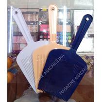 Kit C/10 Pentes Flattopper Corte Quadrado Afro Nivelador