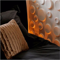 Panel Decorativo 3d Wallart
