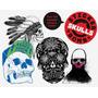 Libro Stickerbomb Skulls X Studio Rarekwai 180 Calcamonias!<br><strong class='ch-price reputation-tooltip-price'>$ 710<sup>00</sup></strong>