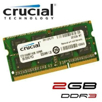 Memoria Para Laptop Compatible Ddr3 2gb. 1600 Mhz