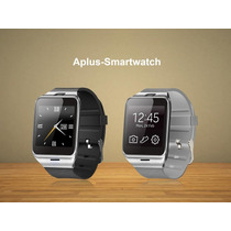 Smart Watch Aplus Gv18 Reloj Inteligente Sim Micro Sd Camara