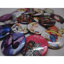 100 Pins Personalizado Publicitario 38 Mm Regalo Vive-ideas