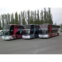 Alquiler De Micros / Omnibus De Larga Distancia Y Minibuses