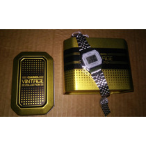 Reloj Casio Dama La680 Plata Edicion Especial Retro Vintage