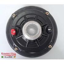 Kit Com 4 Driver Kombatvox D2500trio 200w Rms Representante