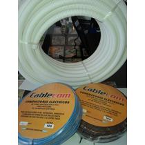 Caño 3/4 Corr + 2 Rollo Cable Unipolar 2,5mm Oferta! $ 510