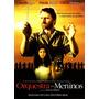 Filme Orquestra Dos Meninos - Dvd Original, Novo E Lacrado