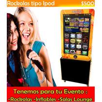 Renta Rockolas Karaoke Monterrey Actualizada Salitas Lounge