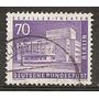 Alemania Berlín Año 1956 Yvert 134 Usada Cat..u$s26.-
