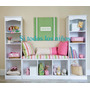 Biblioteca , Módulo,infantiles,dormitorio,niños