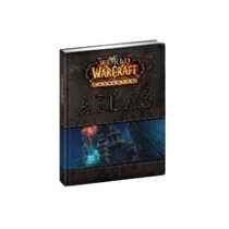 Libro De World Of Warcraft Cataclysm Atlas - Nuevo