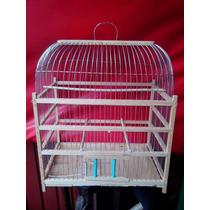 Jaula De Madera Para Aves/pájaros