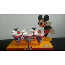 Dispensador Mickey Mouse Chupetero Mickey