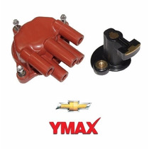 Tampa + Rotor Do Distribuidor Astra Vectra Omega 2.0 Heycco