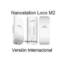 Nanostation Loco M2 Ubiquiti 2.4 Ghz 8 Dbi