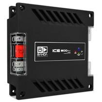 Amplificador Digital 1 Canal Banda Ice 800w Rms Em 2 Ohms