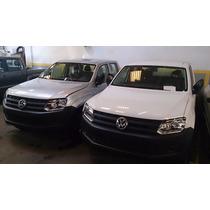 Okm Volkswagen Amarok 4x2 Starline Entrega Ya Alra Tasa 0%