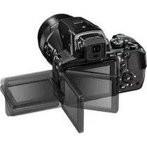 Maquina Digital Nikon Coolpix P 900 Zoom 83x Wi-fi Gps