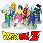 Dragon Ball Z Af- 12 Muñecos Coleccionables!!!