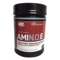 Intra Entreno On Amino Energy 585gr (65srvs)ponche De Frutas
