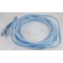 Cable Utp / Ethernet Cat 5e Color Azul