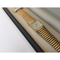 Reloj De Dama Tipo Piaget Polo 14k 38.2gr