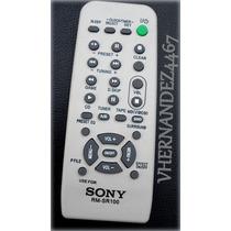 Control Remoto Sony Rm-sr100 Equipos De Sonidos.