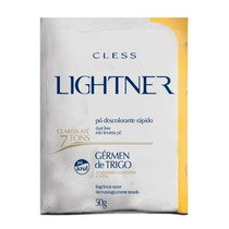 Lightner Pó Descolorante Rápido - Gérmen De Trigo 50g